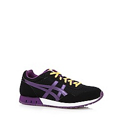 Onitsuka Tiger - Black 'Curreo' trainers