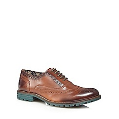 Lotus Since 1759 - Tan 'Tatlow' brogues