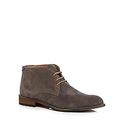 Lotus Since 1759 - Brown 'Wedbury' suede boots