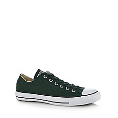Converse - Green 'CTAS' trainers