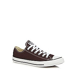 Converse - Plum 'CTAS Seasonal' trainers