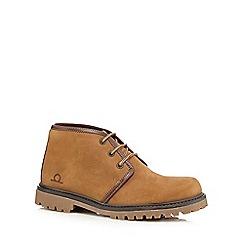 Chatham Marine - Tan Chukka boots