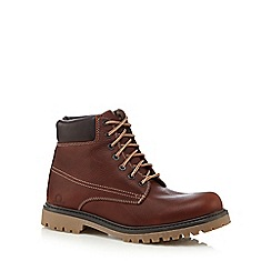 Chatham Marine - Dark brown work boots