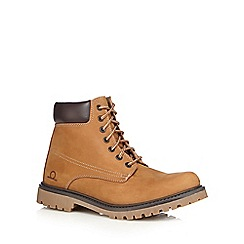 Chatham Marine - Tan work boots