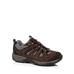 Chatham Marine - Dark brown 'Banff' trainers