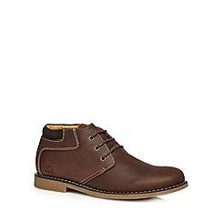 Chatham Marine - Dark brown chukka boots