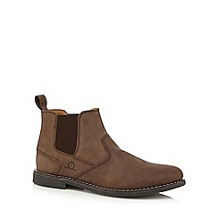 Chatham Marine - Dark brown chelsea boots