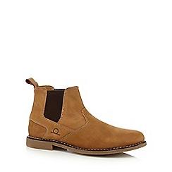 Chatham Marine - Tan Chelsea boots