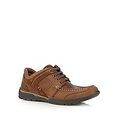 Chatham Marine - Brown apron shoe