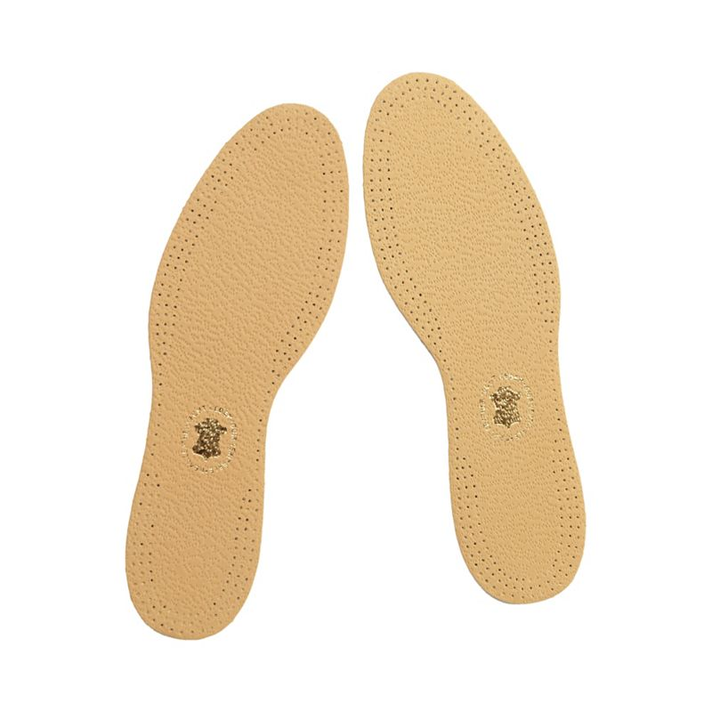 Punch Shoe Care Leather insoles