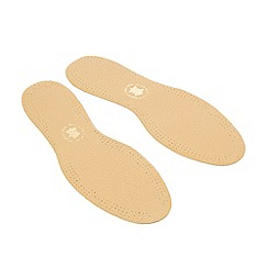 Punch Shoe Care - Size 10/11 leather insoles