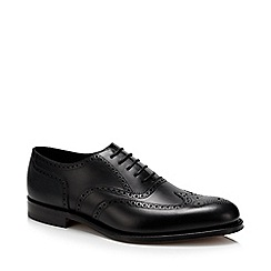 Base London - Black leather Chelsea boots