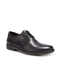 Sperry - Black leather lace up shoes