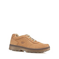 Caterpillar - Tan 'Radley' lace up Derby shoes