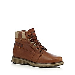 Caterpillar - Brown 'Charli' ankle boots