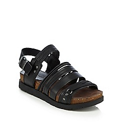 Caterpillar - Black 'Syd' open toe sandals