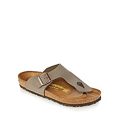Birkenstock - Taupe 'Ramses' sandals