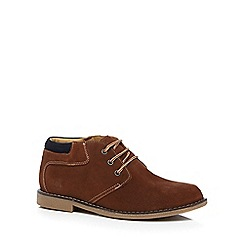 Chatham Marine - Tan leather 'Tor' Chukka boots