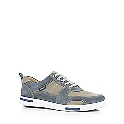 Chatham Marine - Grey 'Recoil' trainers