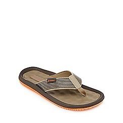 Rider - Beige 'Dunas VI' sandals