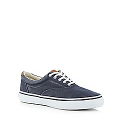 Sperry - Navy 'Striper' trainers