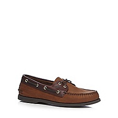 Sperry - Brown 'Authentic Original' boat shoes