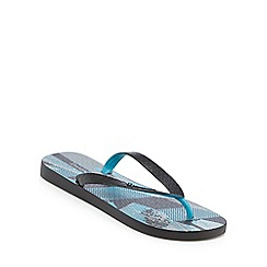 Ipanema - Blue 'Parati' sandals
