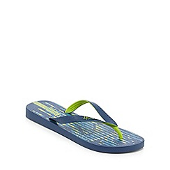 Ipanema - Navy 'Parati' sandals