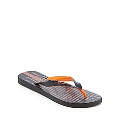 Ipanema - Orange 'Parati' sandals