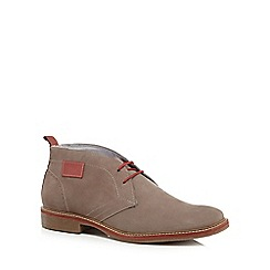 Lotus Since 1759 - Grey 'Goodridge' Chukka shoes