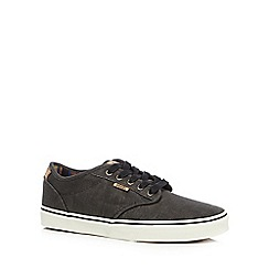 Vans - Black 'Atwood Deluxe' trainers