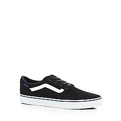 Vans - Black 'Chapman Stripe' trainers