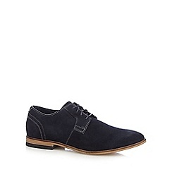 Rockport - Navy lace up formal shoes