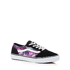 Vans - Black 'Milton' lace up shoes