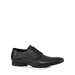 H By Hudson - Black 'Ritchie' Derby shoes