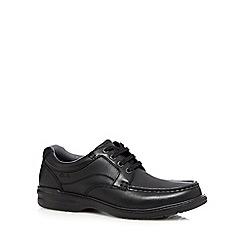 Clarks - Black 'Keeler' shoes