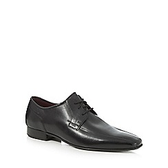 Clarks - Black 'Chilton Lace' Derby shoes