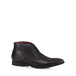 Base London - Black 'Henry' Chukka boots