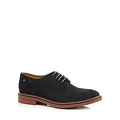 Base London - Navy 'Stanford' shoes