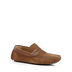 Base London - Tan 'Morgan' loafers