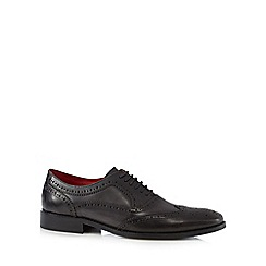Base London - Grey 'Surrey' brogues