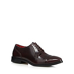 Base London - Dark red 'Oscar' shoes