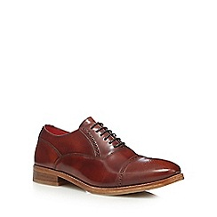 Base London - Tan 'Noel' brogues