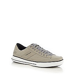 Skechers - Grey 'Arcade Chat' trainers