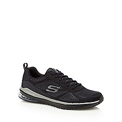 Skechers - Black 'Air Infinity' trainers