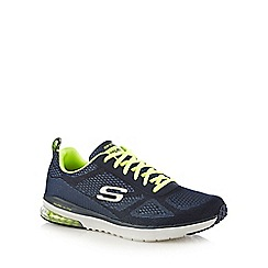Skechers - Navy 'Skech-Air Infinity' trainers