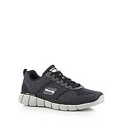 Skechers - Dark grey 'Equalizer 2.0' trainers