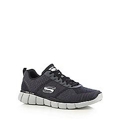 Skechers - Dark grey 'Equalizer 2.0' trainers