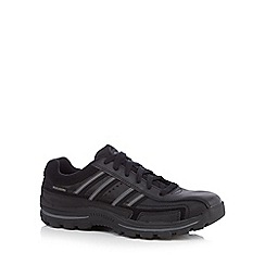 Skechers - Black 'Braver Gonsor' trainers