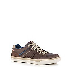 Skechers - Brown 'Diamondback Rendol' trainers